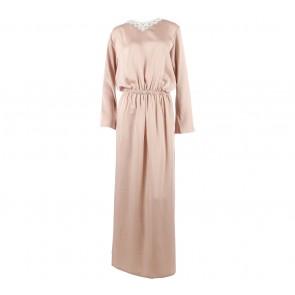 Sirin Nude Reyla Long Dress