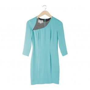Stellarissa Blue Yama Mini Dress