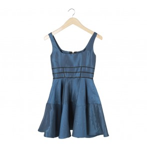 Stellarissa Dark Blue Yvonne Mini Dress