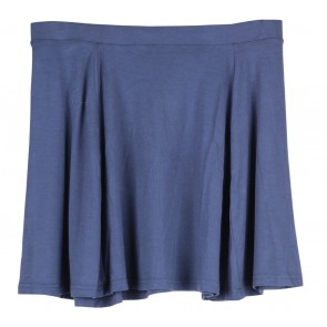 Cotton On Dark Blue Flare Skirt