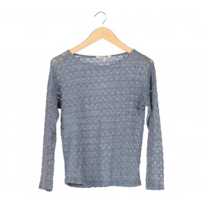 Forever 21 Grey Knit Sweater