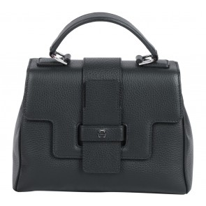 Aigner Black Satchel