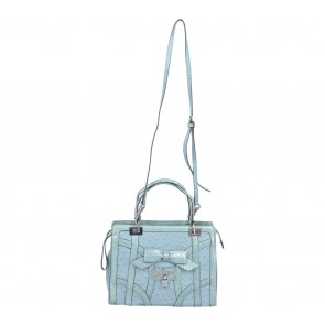 Guess Blue Satchel