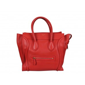 Cline Red Tote Bag