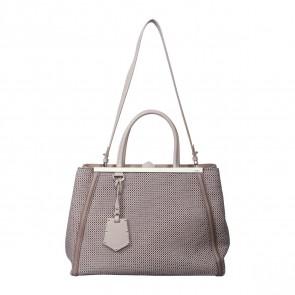 Fendi Grey Tote Bag