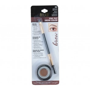 Milani Brown Stay Put Brow Color 03 Eyes Eyes