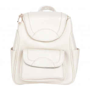 Something Borrowed Cream Backpack