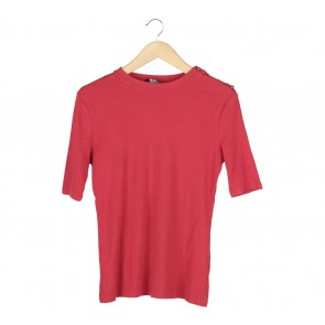 Dorothy Perkins Red T-Shirt