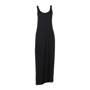 H&M Black Long Dress