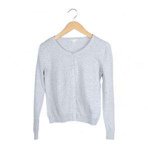H&M Grey Cardigan
