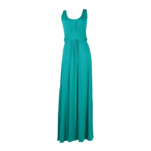 New Look Green Long Dress