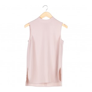 UNIQLO Cream Sleeveless