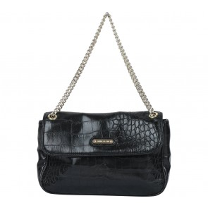 Anne Klein Black Shoulder Bag