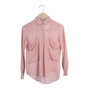 Cotton Ink Pink Shirt