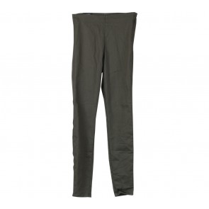 Zara Dark Green Denim Pants