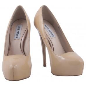 Steve Madden Cream Heels