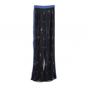 Fabrica Multi Colour Jupiter Pleated Pants