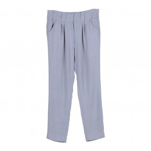 Lustre Grey Pants