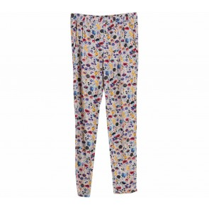 H&M Multi Colour Abstract Pants
