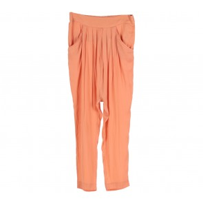 Zara Orange Pants