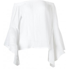Pomelo. White Blouse