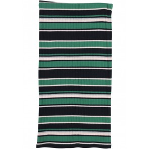 Stradivarius Multi Colour Striped Skirt