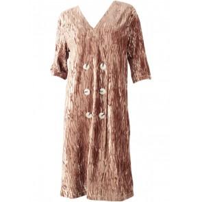 Zara Brown Midi Dress