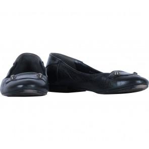 Balenciaga Black Flats