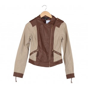 Forever 21 Brown Jaket