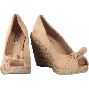 Pull & Bear Brown Wedges