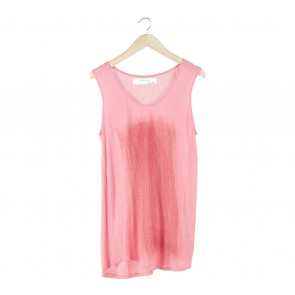 Zara Pink Sleeveless