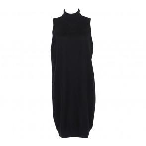 Calvin Klein Black Turtle Neck Mini Dress