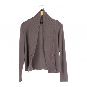 Noir Sur Blanc Brown Outerwear