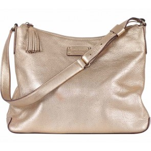 Kate Spade Gold Shoulder Bag