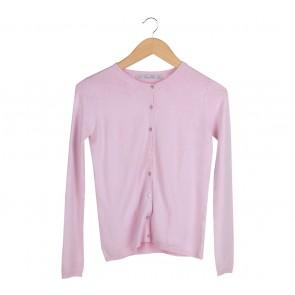 Zara  Baby Pink Cardigan