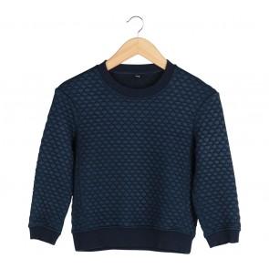 UNIQLO Dark Blue Sweater