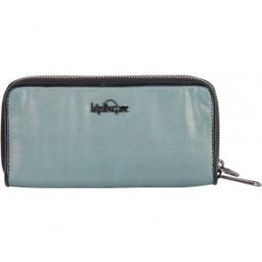 Kipling Green Wallet