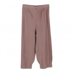 M.D.H.S   Brown Accordion Pants