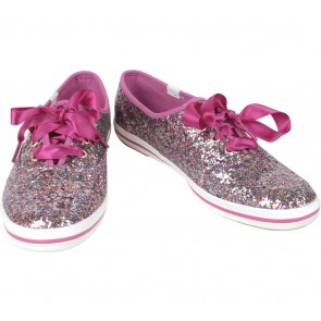 Keds For Kate Spade Multi Colour Glitter Sneakers