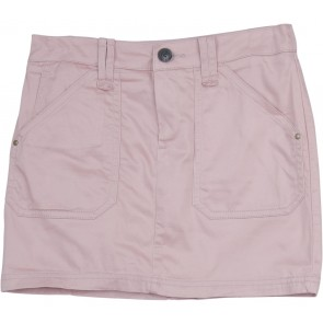 Mango Pink Mini Skirt