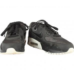Nike Black Air Max 90 Premium Running Sneakers