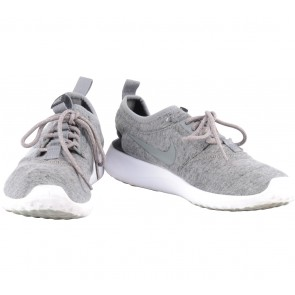 Nike Grey Cotton Sneakers