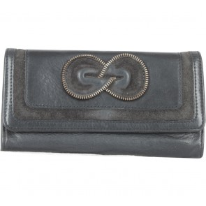 See By Chloe Black Wallet