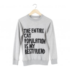 The Balletscats Grey Sweater
