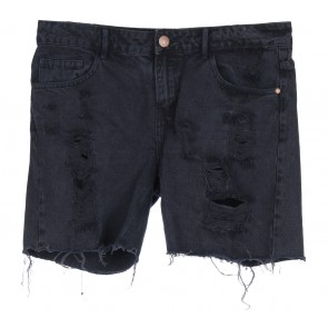 Cotton On Black Wash Pants