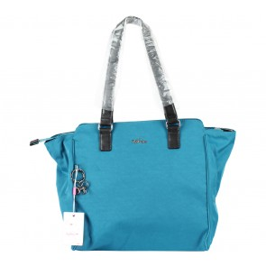 Kipling Blue Tote Bag