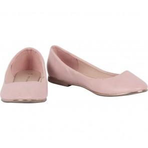 New Look Pink Flats
