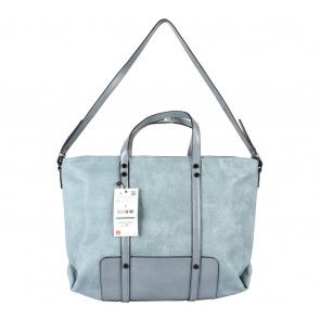 Zara Blue Handbag