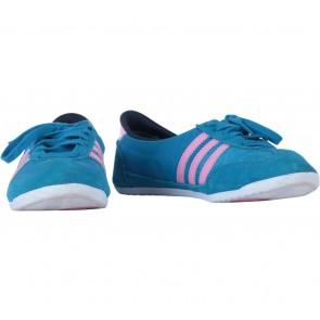 Adidas Blue Ballerina Sneakers