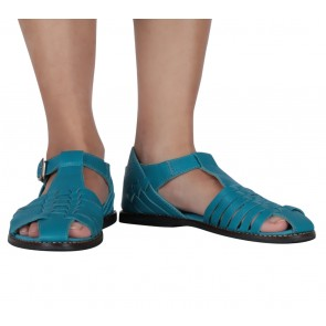 Kaynn Blue Sandals